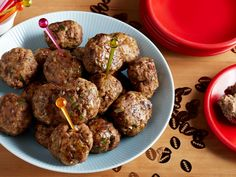 Get this all-star, easy-to-follow Mini Meatballs recipe from Trisha Yearwood