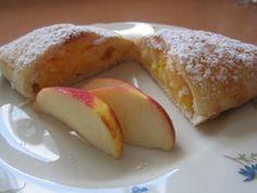 Fruchtig gefüllte Apfeltaschen