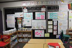 Flying High In First Grade: Teacher Week {Classroom Digs}
