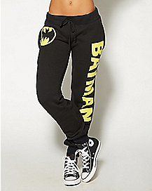 Batman Black Jogger