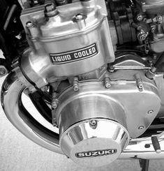The Suzuki GT 750 - Vintage Motorcycles Online