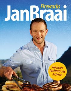 Because a major part of the South African Garden is making it a superb braai spot. So try Jan Braai's super new braaibook to make sure you enjoy your outdoor meal. I Am An African, Braai Recipes, Great Books To Read, Outdoor Food, African Culture, Book Authors, Book Publishing, Writing A Book, Fireworks