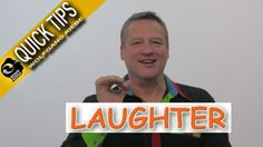 Laughter and it's Benefits: Quick Tips with Wolfgang Riebe
