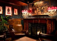 The 7 Coziest Places to Sip a Cocktail in NYC This Winter | Food | Purewow