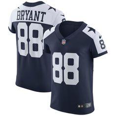dce684329 Dez Bryant Dallas Cowboys Nike Alternate Vapor Untouchable Elite Jersey -  Navy