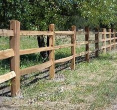Seeking a lovely yet long lasting method to fence your home? Want to make certain that your animals or horses can be confined, with no dangers to their safety and security, such as you discover with barbed wire or woven cord? Wood split rail fence may just be the answer. One of the earliest types of fencing still in use, split rail fences use rustic beauty and also several various other benefits. Nevertheless, you'll have to recognize a few points before you buy.
