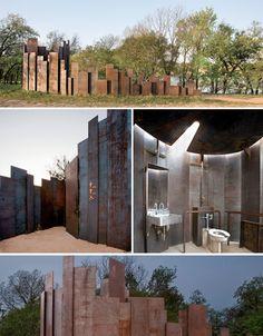 Amazing Public Toilets Trail Restroom