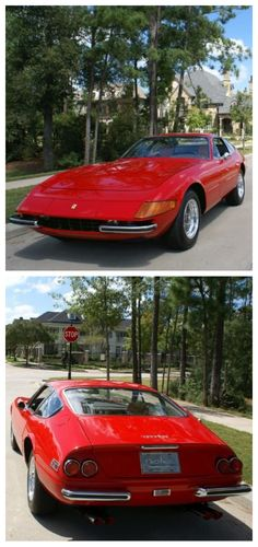 This legendary Ferrari 365 GTB-4 Daytona is up for sale. Click on the pin for a once in a lifetime opportunity. #FlashbackFriday
