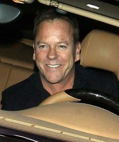 Kiefer Sutherland Photos: Kiefer Sutherland Out For Dinner At Mr. Chow