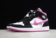 Products Descriptions:  2020 Air Jordan 1 Mid Black Pink-White BQ6472-005  Tags: Air Jordan 1, Air Jordan 1 GS, Nike Air Jordan 1, Air Jordan 1 Mid Model: AIRJORDAN1-BQ6472-005 5 Units in Stock Manufactured by: NIKEAIRJORDAN1 Jordan Retro 1, Jordan 1 Mid, Jordans Sneakers, Air Jordans, Nike Air Force, Pink White, Model, Stuff To Buy, Tags