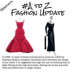 A-Z Fashion Update - Y-Line