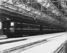 Great Western Metropolitan Railway from a collection of photographs. IET Archives NAEST 074.