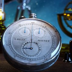 0f5758e2067 Louis Moinet invented the first chronograph in 1816