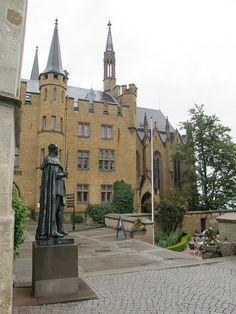 Hohenzollern Castle - near Stuttgart, Germany