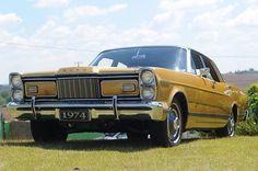 1974 - FORD - LTD Landau - Ouro Libra