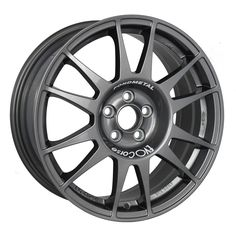 SanremoCorse 17'' Anthracite is the successful range of wheels realized for being used on tarmac. #WHEELS #MADEINITALY #EVOCORSE #TARMACRALLY #RALLY #ANTHRACITE #SANREMOCORSE