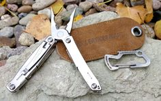 Leatherman's Sidekick, one of two leathermans I own :)