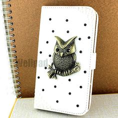 Wellpad Classic Design Bling Leather Wallet Credit Card Stand Case For Huawei Ascend Gx1 Phone(cute Owl Bird) http://www.smartphonebug.com/accessories/top-24-huawei-ascend-gx1-cases-and-covers/
