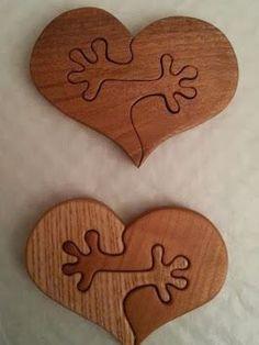Abbracci legno