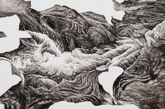 Genesis Chapman's Works as Meditations at One Mile Gallery