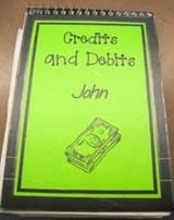 Credit and Debit Notebooks. Teaching kids economics.