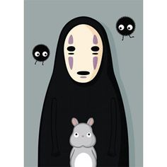Shop unique Miyazaki Posters on Redbubble. Studio Ghibli Art, Studio Ghibli Movies, Cartoon Drawings, Cute Drawings, Personajes Studio Ghibli, Chihiro Y Haku, Arte Van Gogh, My Neighbor Totoro, Hayao Miyazaki