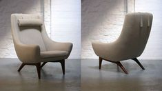:::  Illum Wikkeslo Lounge Chair – SOLD | The Modern Warehouse
