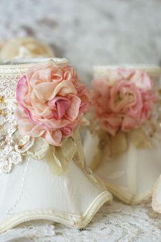 Preciosas flores, para hacerlas.