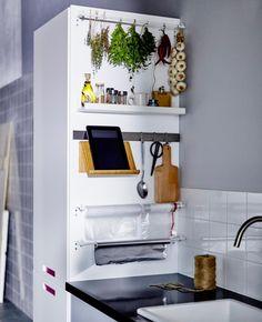 Accessoire de cuisine pour la tablette
