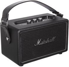 Marshall Kilburn Steel Edition (Black)
