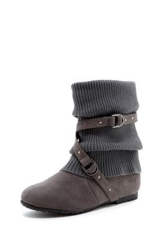 ANNA Shoes Lizzy Ankle Boot on HauteLook |Pinned from PinTo for iPad|