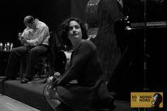 Jazz Singer Eve Seltzer  (Brooklyn, New York, April 2009)