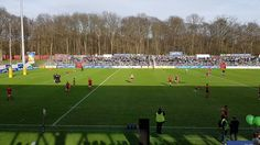 Da sind sie schon da zum Warm wachen. Unsere #Rugby Helden aus #Offenbach. Heute dann in #Köln gegen #Spanien.  Wir unterstützen euch egal wie schwer der Weg! @wildrugbyacademy #WildThings #drvrugby  #Rugby in #cologne #kölnistrugby