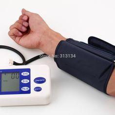 health care Automatic Digital Wrist Blood Pressure Monitor meter blood pressure measurement, health monitor Sphygmomanometer #Affiliate