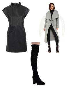"""""""Untitled #2844"""" by clarry-sinclair ❤ liked on Polyvore featuring Topshop and Missguided"""