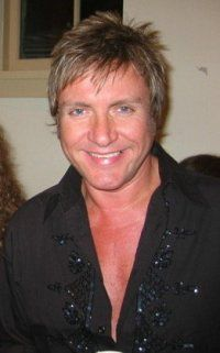 Simon LeBon of Duran Duran: a beautiful smile