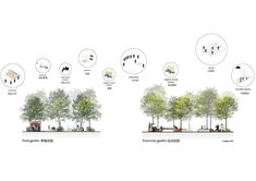 Gallery of Agence Ter Proposes 350 Hectares of Parkland Along the East Bund in…