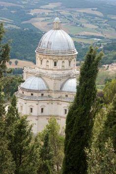 Todi Castle, Todi, Umbria Italy