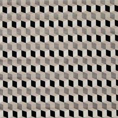 Warwick Fabrics : CHRYSLER ZEBRA : black and white, monochrome velvet, textiles fabric Wendy House, Warwick Fabrics, Black And White Fabric, Textile Fabrics, Fabric Sofa, Monochrome, Memphis, Florals, House Ideas