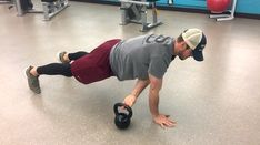 The 7 Most Powerful Kettlebell Core Exercises | STACK