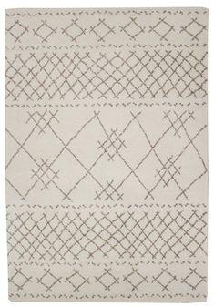 Boyle Moroccan Cream/Grey Rug #GreyRugs Living Room Redo, Grey Rugs, Rugs Online, Moroccan, Carpet, Cream, Purple, Pattern, Home