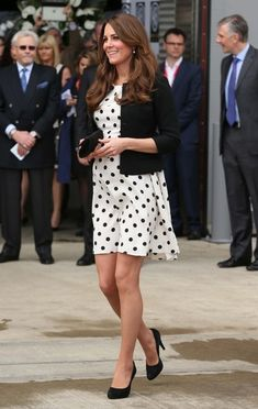 Kate Middleton Photos Photos - The Duke and Duchess of Cambridge and Prince…