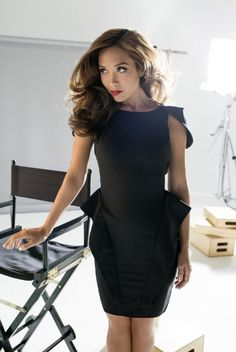 Myleene Klass LBD - Spring 2013 Collection