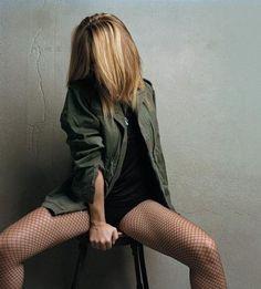 Stage fright. Liz Phair, Jenny Lewis, Veruca Salt, Latest Music, American Singers, Leather Skirt, Jackson, Photoshoot, Legs