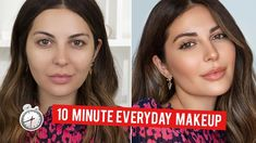 Out The Door 10 Minute Makeup Tutorial