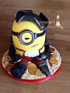 Pirate minion