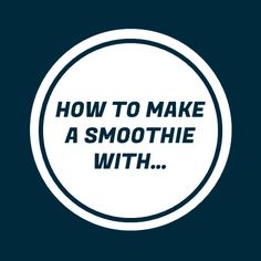 Wondering how to make a smoothie with almond milk? This guide walks you through it in 3 simple steps (plus some tasty strawberry and banana fruit combos). Smoothies With Almond Milk, Healthy Smoothies, Smoothie Recipes, Banana Fruit, Strawberry Banana Smoothie, Read More, Walks, Tasty, Nutrition