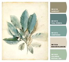 Chip It from Sherwin-Williams can help you turn your favorite piece of art into the perfect paint palette.