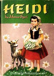 Heidi - favorite children's book