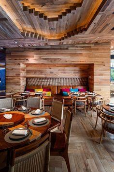 CHAPULÍN - Picture gallery #architecture #interiordesign #restaurant